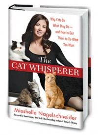 the Cat Whisperer Book cover